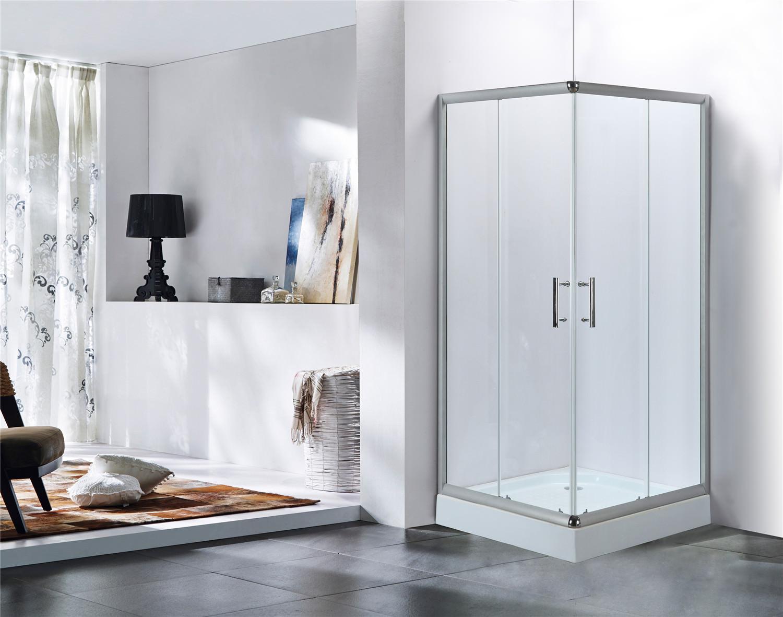 Ducha cabina de ducha con vapor lxw 6126 incl plato de for Cabina de ducha easy