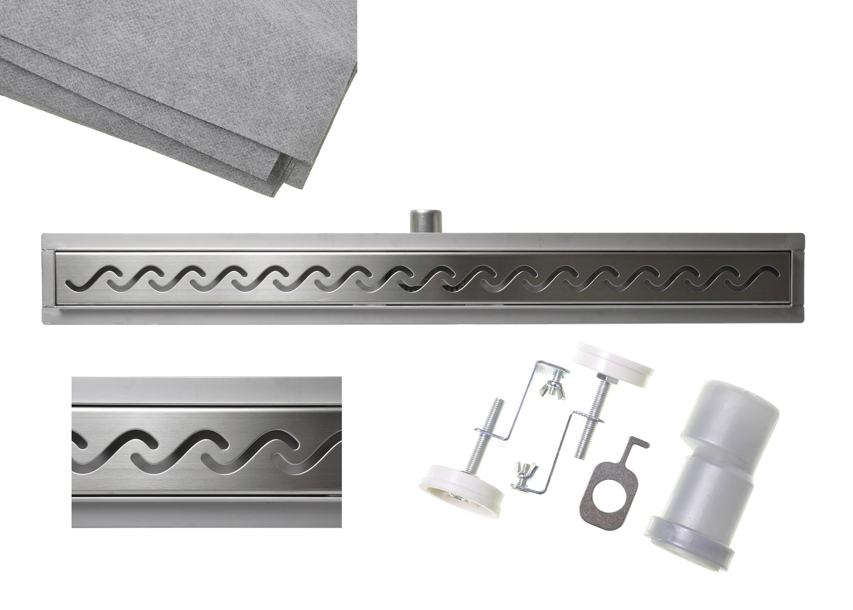 duschrinne duschblende ablaufrinne duschabfluss. Black Bedroom Furniture Sets. Home Design Ideas