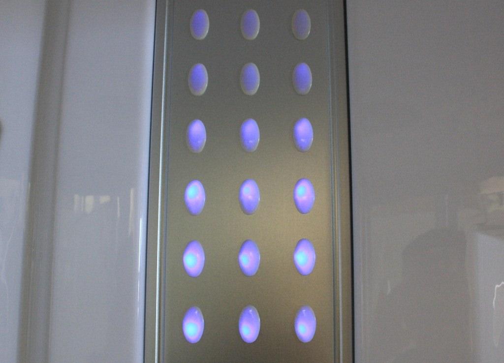 Ikea Abzieher Dusche : Steckdose R?ckwand Dusche : Dampfdusche Duschtempel LXW 3160