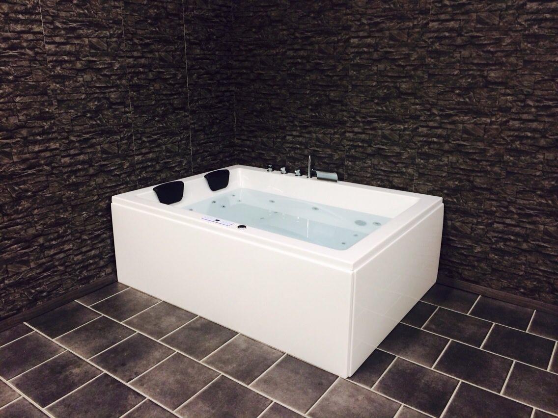 whirlwanne whirlpool armatur badewanne lxw laura made in germany ebay. Black Bedroom Furniture Sets. Home Design Ideas