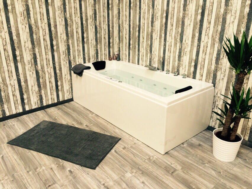 whirlwanne whirlpool armatur jacuzzi badewanne ebay. Black Bedroom Furniture Sets. Home Design Ideas